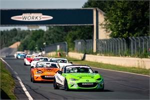 Ongecompliceerd racen in Mazda MX-5 Cup