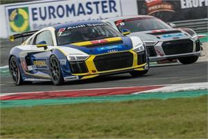 Debuut Audi Sport Seyffarth R8 LMS Cup