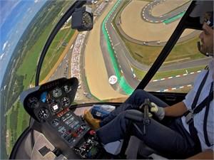Rondvlucht boven-TT Circuit