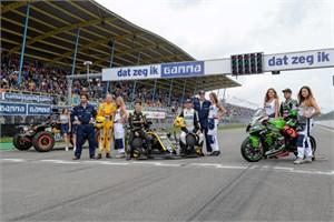 GAMMA Racing Day met publiek!